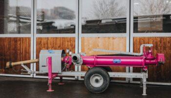 Schneckenpumpe 90m3/h für Traktor